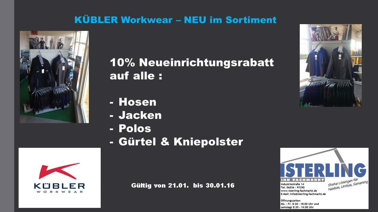 Isterling Fachmarkt GmbH · Wölfersheim-Berstadt