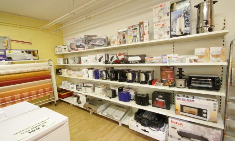 Haushalts-Elektronikgeräte